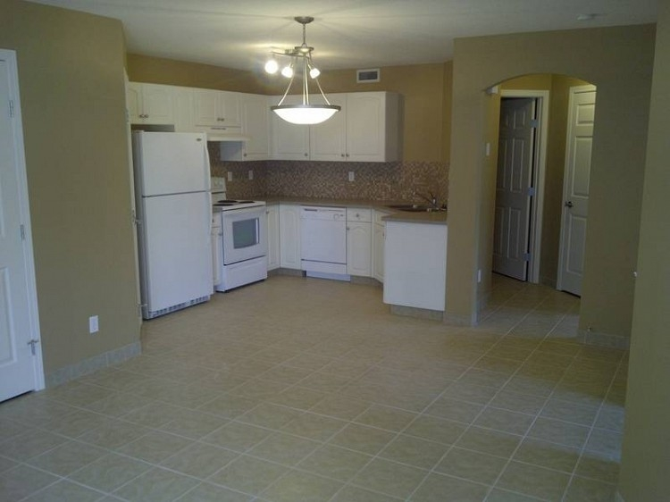 Kitchen in home for rent