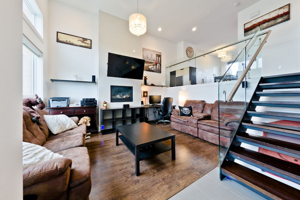 Airdrie Open Concept