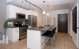 Lofts on First - One Bedroom + Den