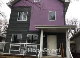 2 Bedroom Duplex for Rent in Ritchie