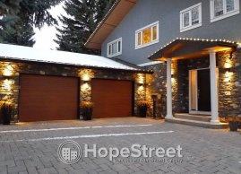 4 Bd Luxurious House in Prestigious Bayview Backing Onto the Glenmore Reservoir!