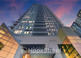 FURNISHED 2 Bd Apt in the Heart of the CITY:  ALL UTILITIES INCLUDED!