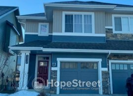 "3 BR - DUPLEX for Rent in the lovely community of ""The Orchards"" w/ ATTACHED GARAGE"