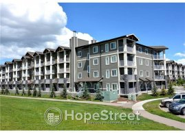 1 BR Condo for Rent in Mckenzie Towne w/ Parking; Heat & Water Included!