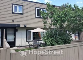 "3 BR Townhouse for Rent in ""Regent Gardens""/ South exposure/ In-suite Laundry"