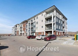 BRAND NEW 2 Bedroom Condo For Rent in Sage Hill/ Undgr. Parking