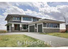 Stunning House w/ TRIPLE GARAGE & Mountains VIEWS in ROCKY VIEW COUNTY