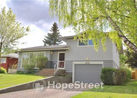 Beautiful 4 BR House for Rent in Chinook Park w/ FULLY FINISHED BSMT!
