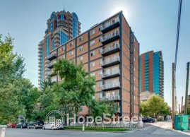 1 BR Condo in Beltline/ Heat & Water Included/ In-Suite Laundry/ Parking Stall.